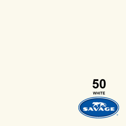 "Picture of 53"" Seamless  White 50-1253"