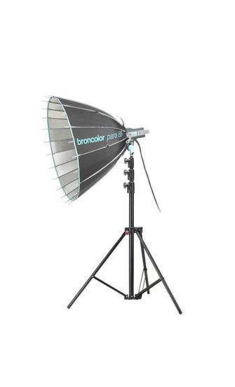 "Picture of Broncolor Para 88  Reflector 34""  with Pulso Focusing rod"