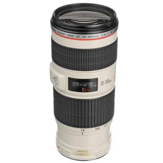Picture of Canon 70-200 f4.0L IS Lens