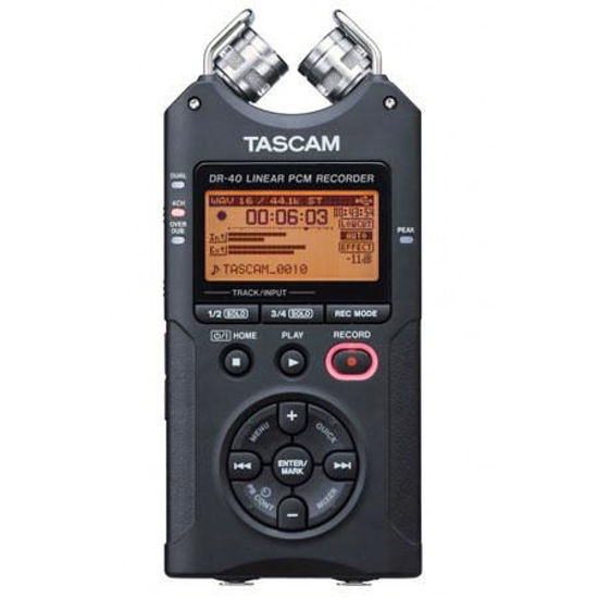 Picture of Tascam Recorder DR-40