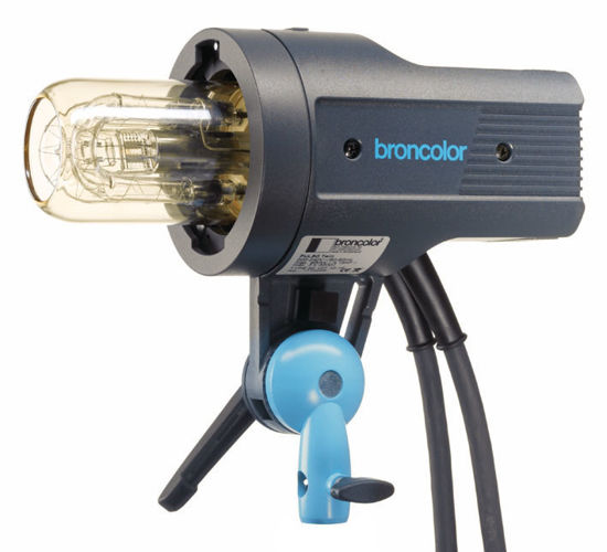 Picture of Broncolor Pulso 4 Twin head     2 x 3200 w/s
