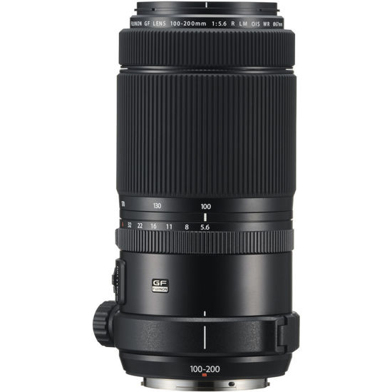 Picture of Fuji GFX 100-200mm f5.6 Lens