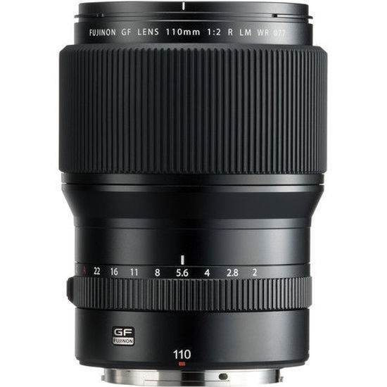 Picture of Fuji GFX 110mm f2.0 Lens