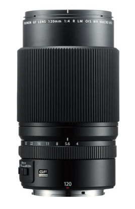 Picture of Fuji GFX 120mm Macro f4.0 Lens