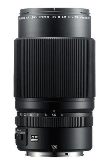 Picture of Fuji GFX 120mm Macro f4.0 Lens