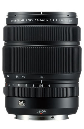 Picture of Fuji GFX 32-64mm f4.0 Lens