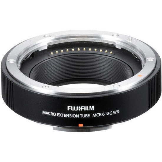 Picture of Fuji GFX Extension Tube MCEX-18G WR