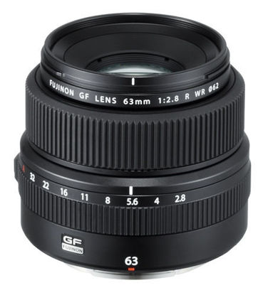 Picture of Fuji GFX 63mm f2.8 Lens