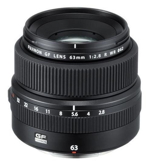 Picture of Fuji GFX 63mm f2.8 Lens