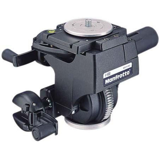 Picture of Manfrotto 400 Pro Gear Head w/QRP
