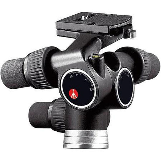 Picture of Manfrotto 405 Med. Pro Gear Head w/QRP