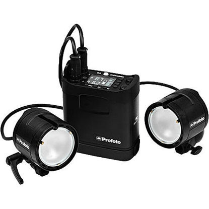 Picture of ProFoto B2  OCF 250  TTL  (2 head KIT-Pack-Heads & 3 Batts)