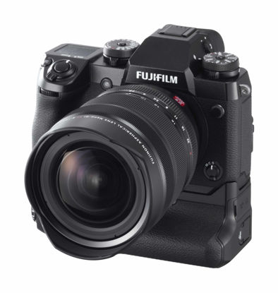 Picture of Fuji X-H1 Digital Camera w/Power Booster Grip