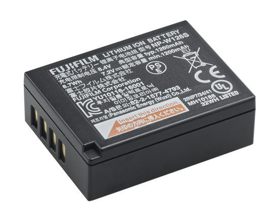 Picture of Fuji  Battery  NP-W126s