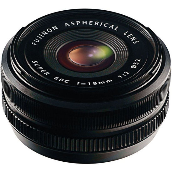 Picture of Fuji XF 18mm 2.0