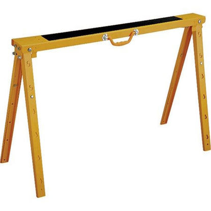 "Picture of Saw Horse - Adjustable 22""-34"""