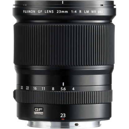 Picture of Fuji GFX 23mm f4  Lens