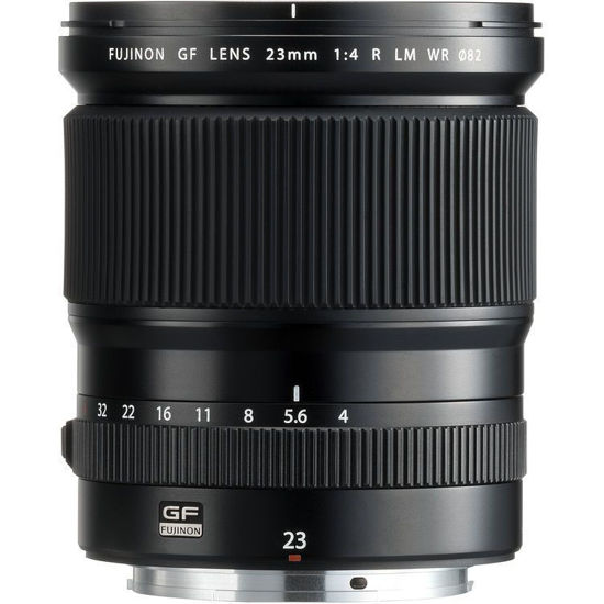 Picture of Fuji GFX 23mm f4  Lens
