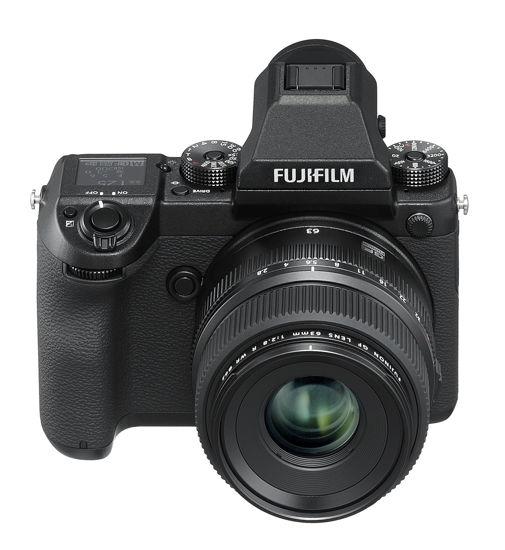 Picture of Fuji GFX 50S  Digital Camera
