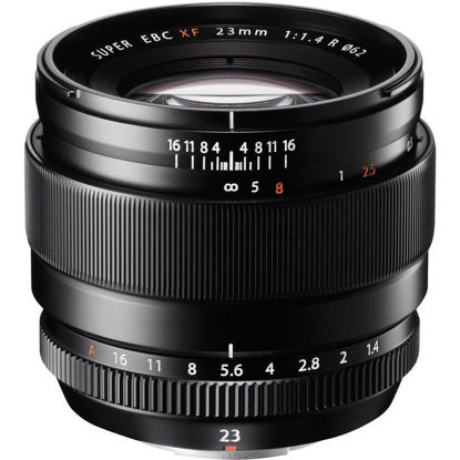 Picture of Fuji XF 23mm 1.4 R