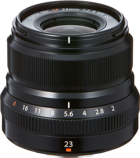 Picture of Fuji XF 23mm 2.0  R WR Lens