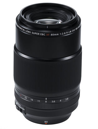 Picture of Fuji XF 80mm Macro 2.8 R OIS WR
