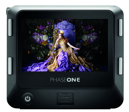 Picture of Phase One IQ3 100 Digital Back  XF mt. (100MP)