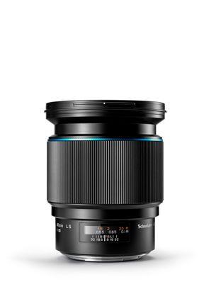 Picture of Phase One Schneider 45mm  F3.5 Leaf Shutter Lens Blue Line