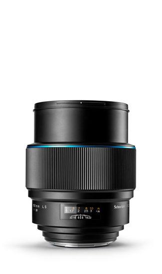 Picture of Phase One Schneider 150mm  F2.8 Leaf Shutter Lens Blue Line