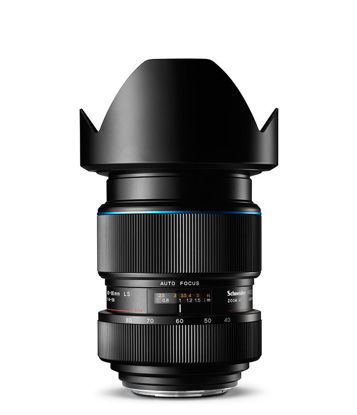 Picture of Phase One Schneider 40-80mm  F4-5.6  Leaf Shutter Lens Blue Line
