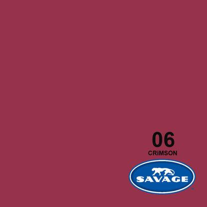 """Picture of 53"""" Seamless Crimson 06-1253"""