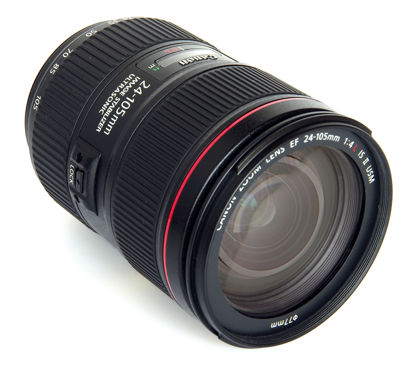 Picture of Canon 24-105mm V2 IS F4.0 L