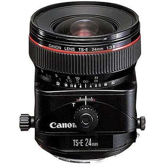 Picture of Canon TS-E 24mm F3.5L