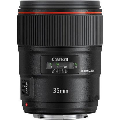 Picture of Canon 35mm F1.4 L V2  USM Lens