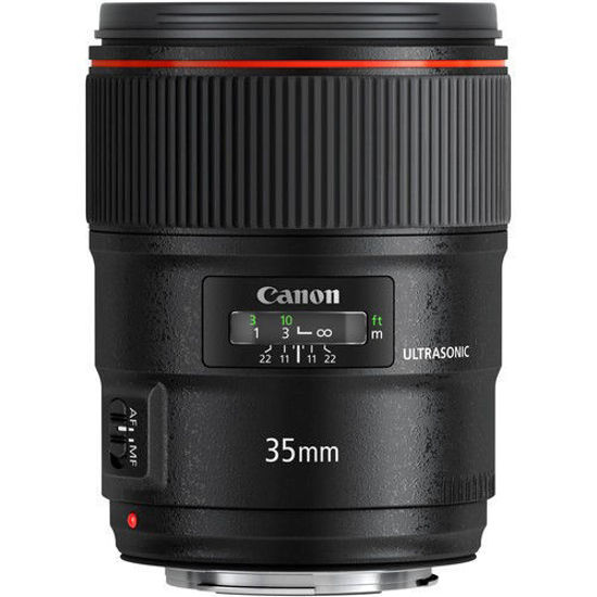 Picture of Canon 35mm F1.4 L V2  USM Lens