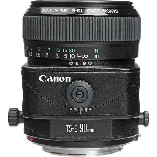 Picture of Canon TS-E 90mm F2.8