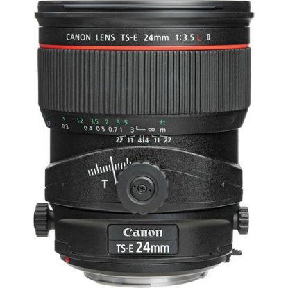 Picture of Canon TS-E 24mm F3.5L  II