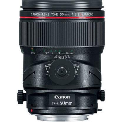 Picture of Canon TS-E 50mm 2.8L Macro