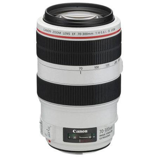 Picture of Canon 70-300mm f/4.0-5.6 L IS Lens