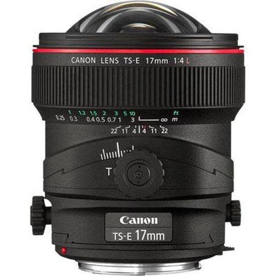 Picture of Canon TS-E 17mm F4.0L
