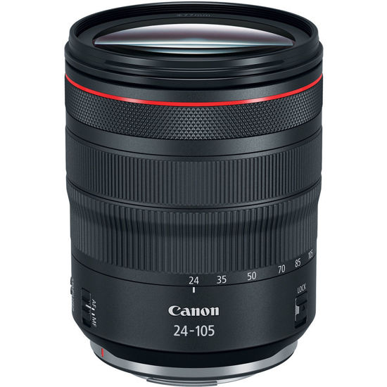 Picture of Canon EOS RF 24-105mm 4.0 for Mirrorless