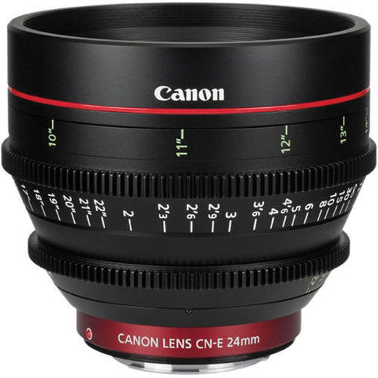 Picture of Canon CN 24mm T1.5 Cine Lens