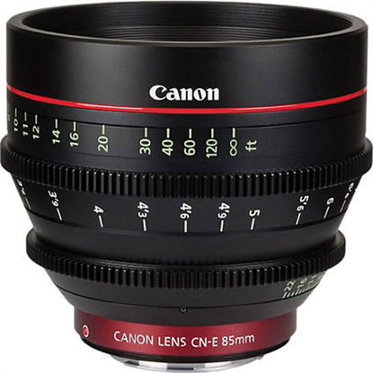 Picture of Canon CN 85mm T1.3 Cine Lens