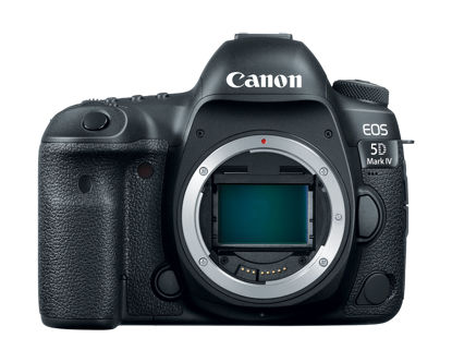 Picture of Canon EOS 5D Mk4 Digital Body