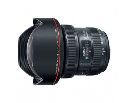 Picture of Canon 11-24mm F4.0L  Lens