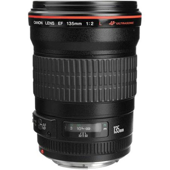 Picture of Canon 135mm F2.0 Lens