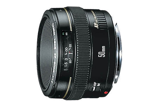 Picture of Canon 50mm F1.4 Lens