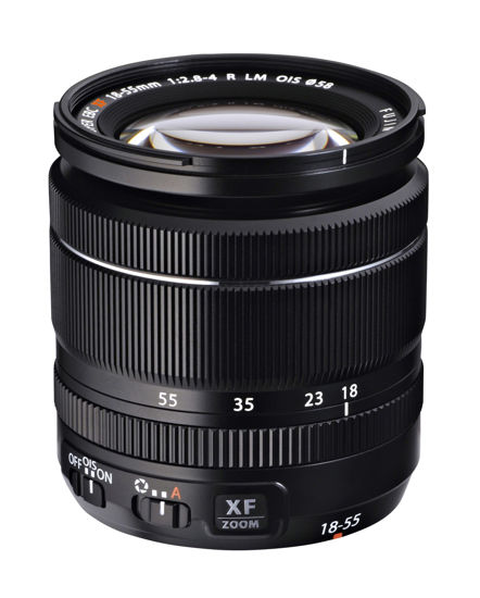 Picture of Fuji XF 18-55 2.8-4 OIS