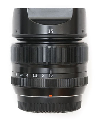 Picture of Fuji XF 35mm 1.4