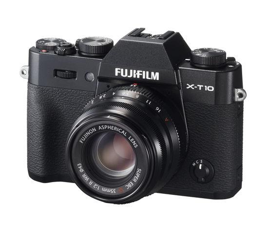 Picture of Fuji X-T10 Digital Camera